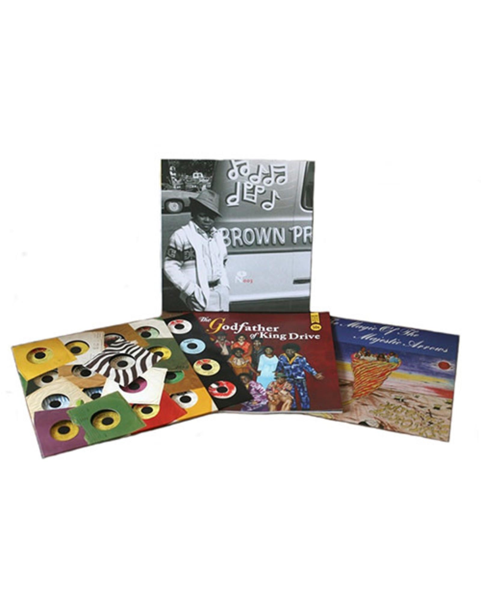 Numero V/A: Eccentric Soul: the Bandit Label LP