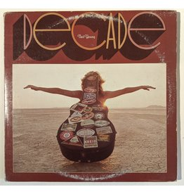 USED: Neil Young: Decade LP