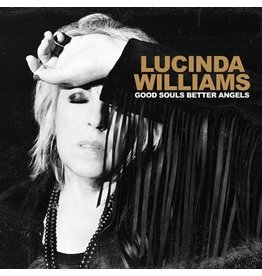Highway 20 Williams, Lucinda: Good Souls Better Angels LP