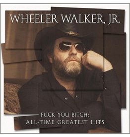 Thirty Tigers Walker Jr., Wheeler: Fuck You Bitch LP