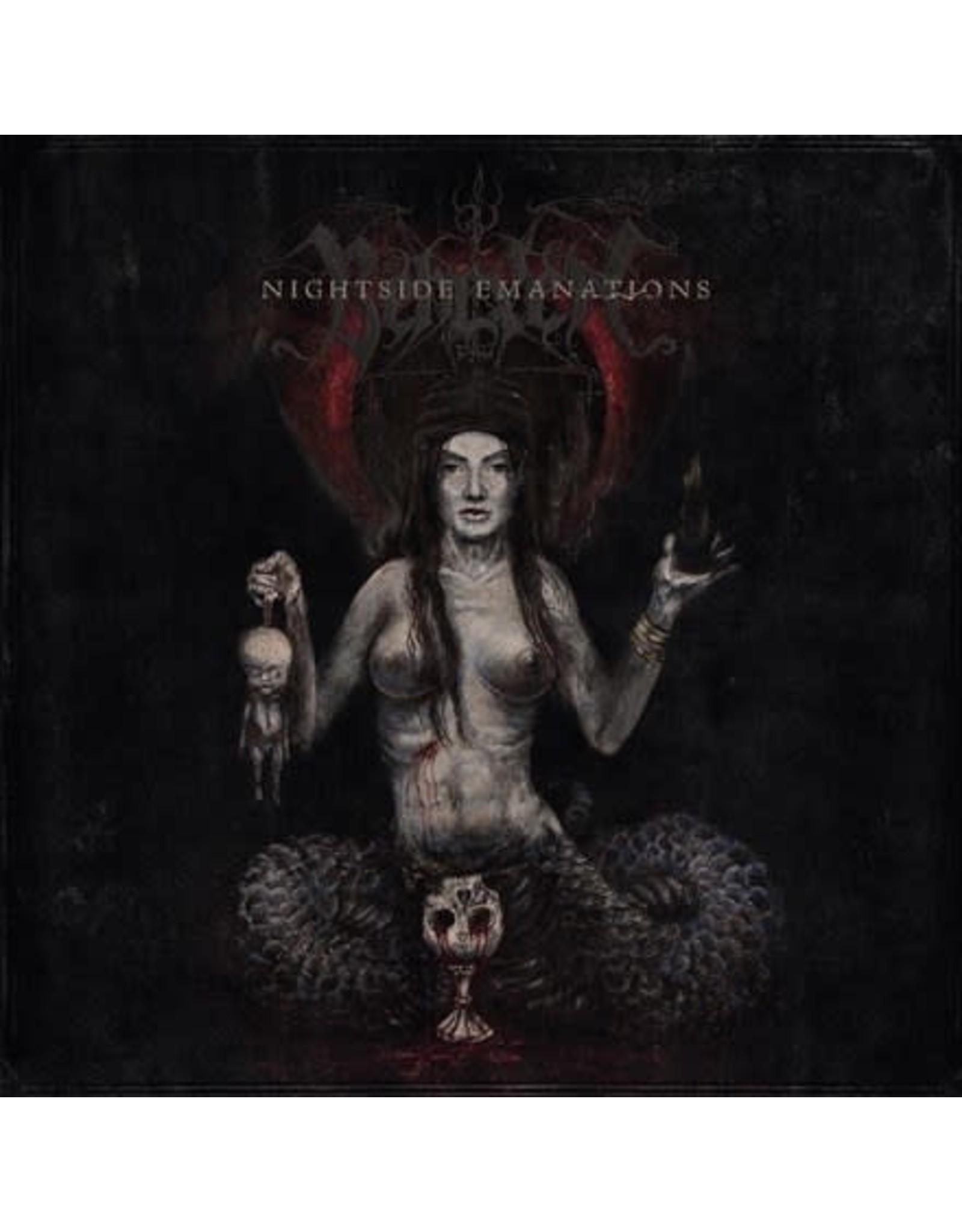 Debemur Morti Behexen: Nightside Emanations LP