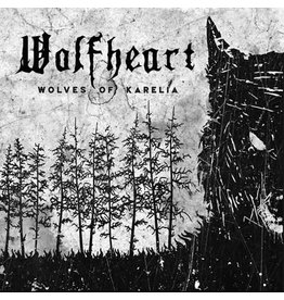 Napalm Wolfheart: Wolves of Karelia LP