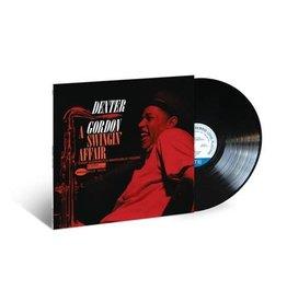 Gordon, Dexter: A Swingin Affair LP