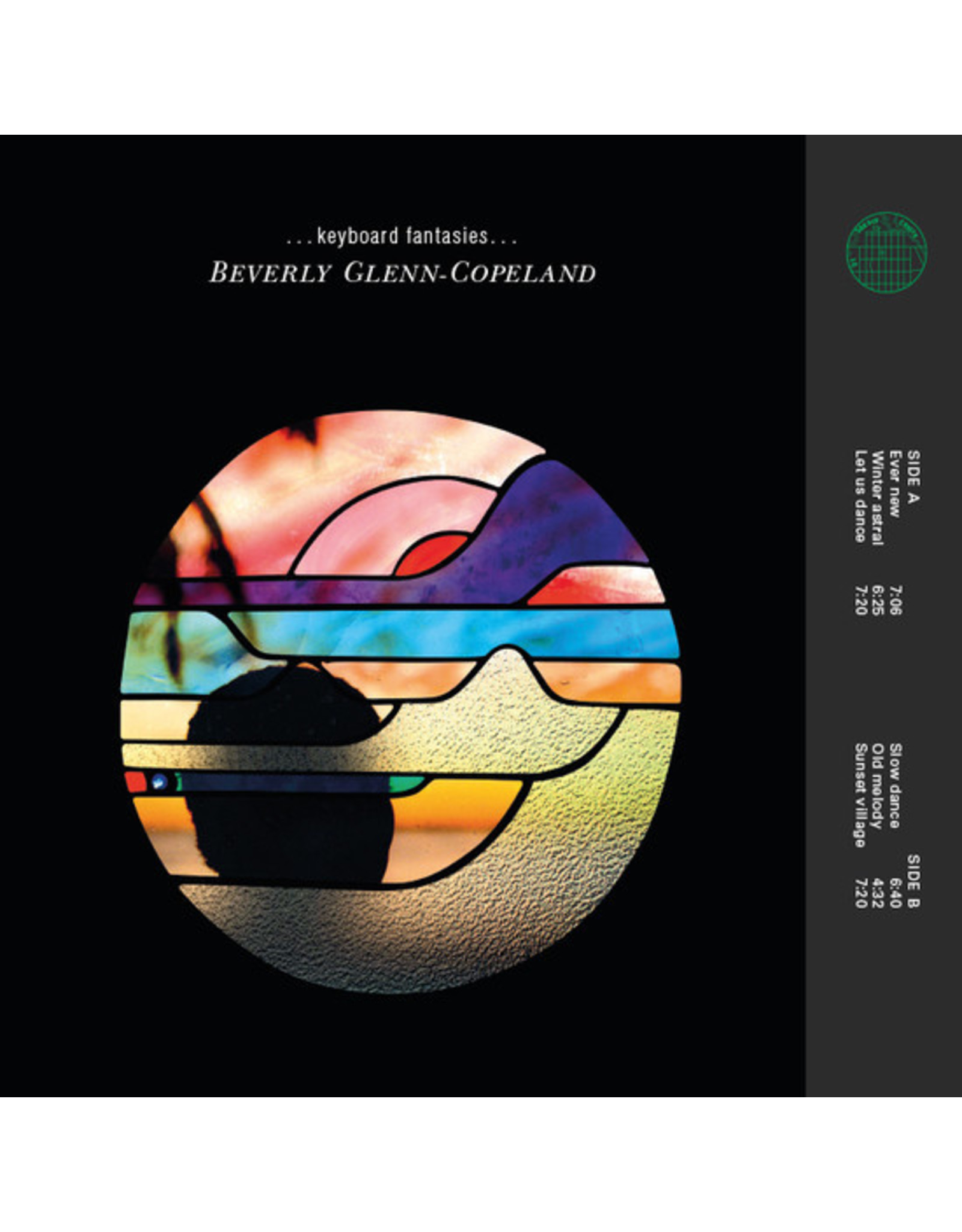 Seance Centre Glenn-Copeland, Beverly: Keyboard Fantasies LP