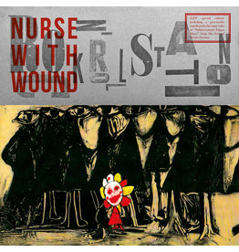 Abstrakce Nurse With Wound: Rock 'n Roll Station LP