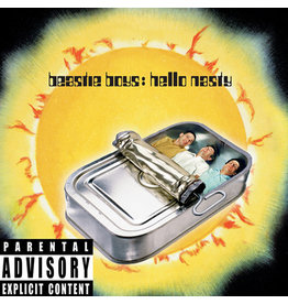 Capitol Beastie Boys: Hello Nasty LP