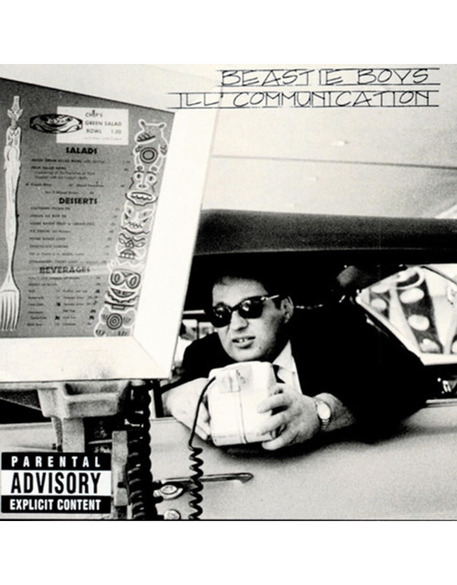 Capitol Beastie Boys: Ill Communication LP