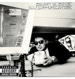 Capitol Beastie Boys: Ill Communication LP