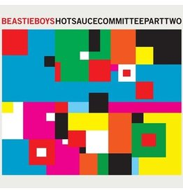 Capitol Beastie Boys: Hot Sauce Committee Part Two LP