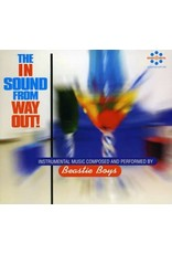 Capitol Beastie Boys: The In Sound From Way Out LP