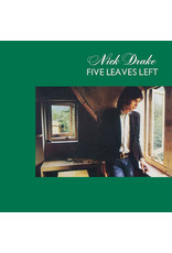 Island Drake, Nick: Five Leaves Left LP