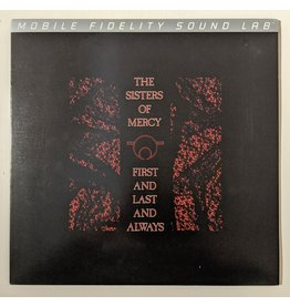 USED: Sisters of Mercy: First and Last and Always LP