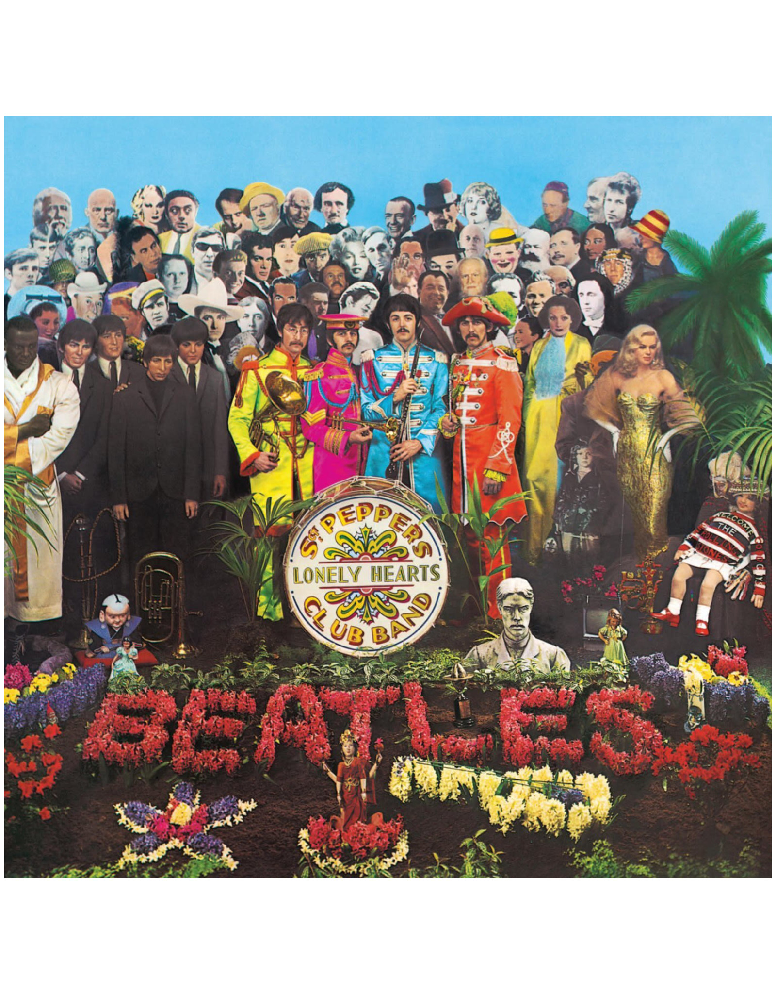 Beatles: Sgt. Pepper's Lonely Hearts Club Band (2017 Sgt. Pepper Stereo mix) LP