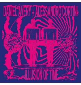 Mute Avery, Daniel & Alessandro Cortini: Illusion Of Time LP