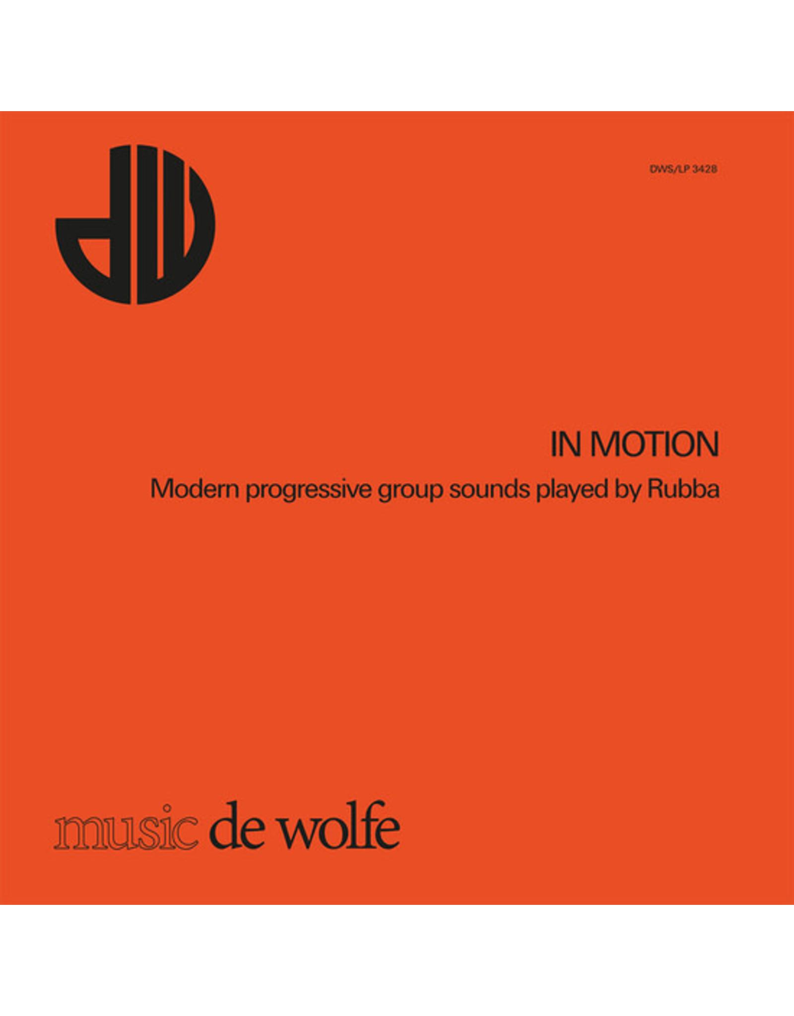 Farfalla Rubba: In Motion LP