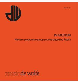 Farfalla Rubba: In Motion LP