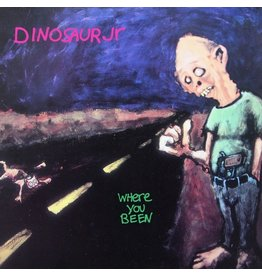 Cherry Red Dinosaur Jr.: Where You Been: Deluxe Expanded Edition (Double Gatefold Blue Vinyl) LP