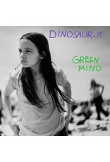 Cherry Red Dinosaur Jr.: Green Mind: Deluxe Expanded Edition (Double Gatefold Green Vinyl) LP