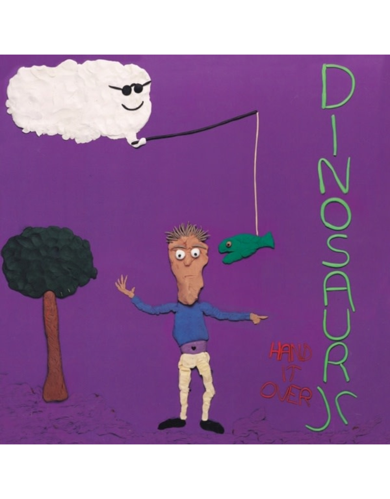 Cherry Red Dinosaur Jr.: Hand It Over: Deluxe Expanded Edition (Double Gatefold Purple Vinyl) LP