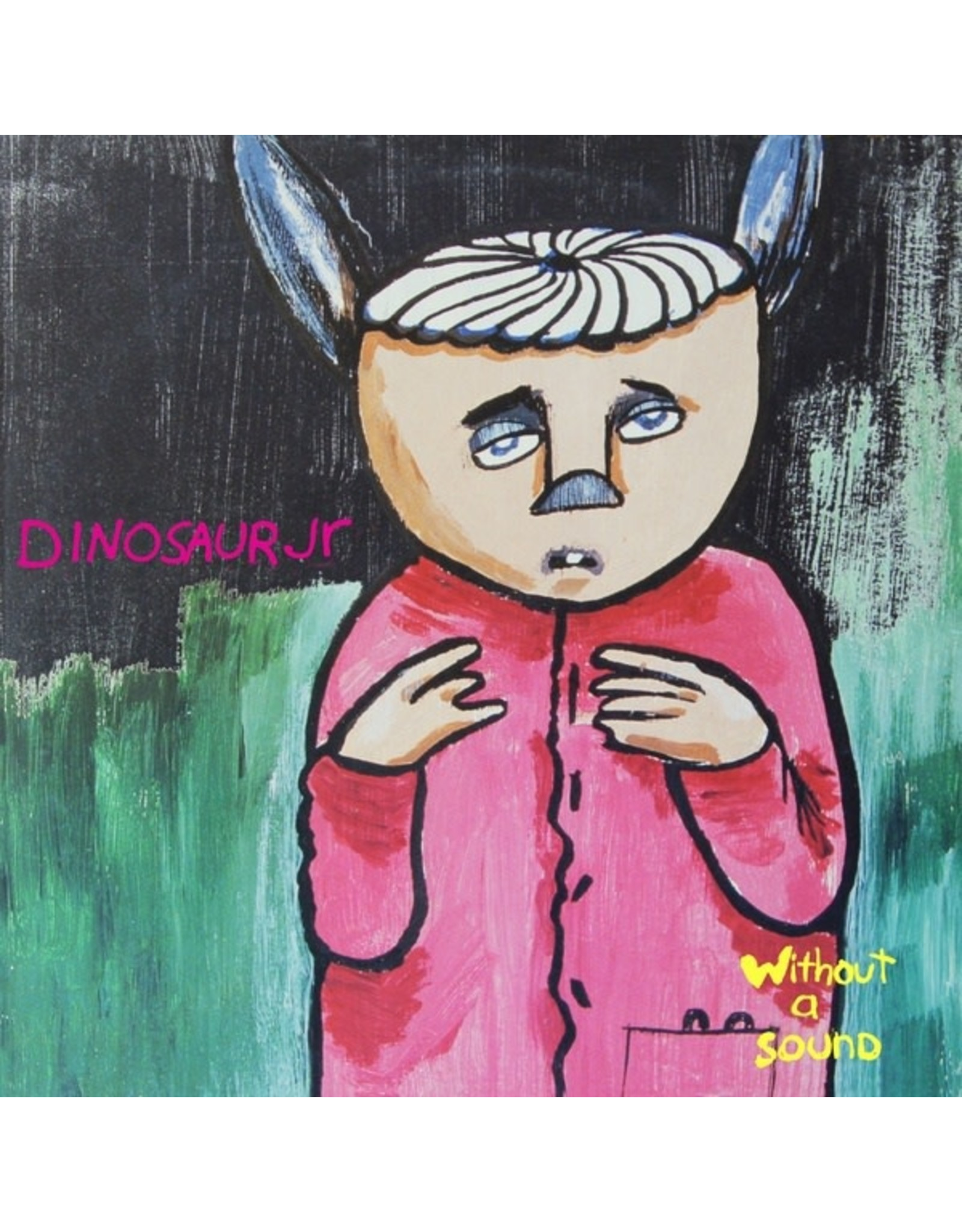Cherry Red Dinosaur Jr.: Without A Sound: Deluxe Expanded Edition (Double Gatefold Yellow Vinyl) LP