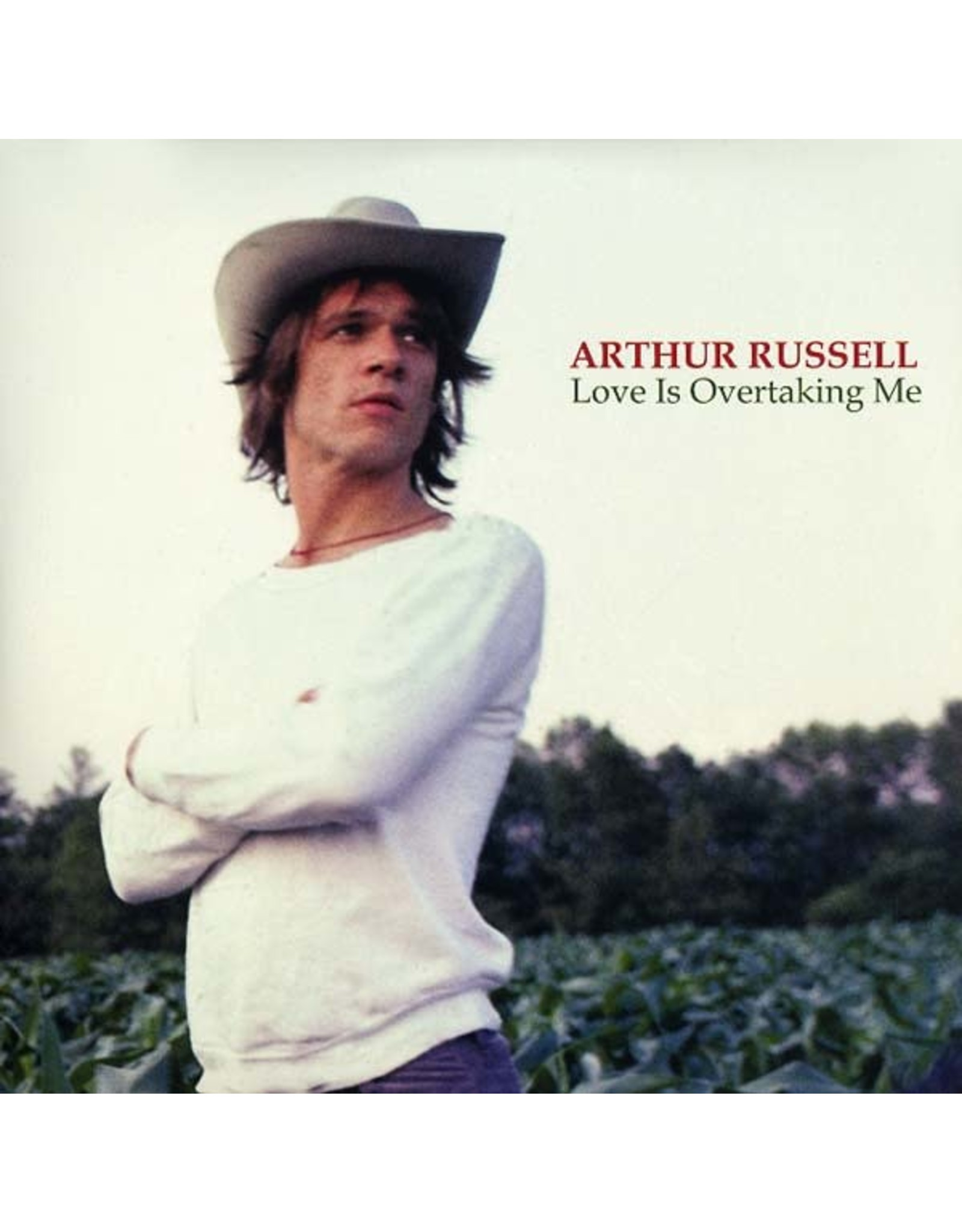 Audika Russell, Arthur: Love is Overtaking Me LP
