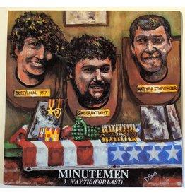 USED: Minutemen: 3-Way Tie (For Last) LP