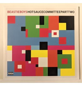 USED: Beastie Boys: Hot Sauce Committee Part Two LP