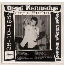 USED: Dead Kennedys: Denver Warfare LP