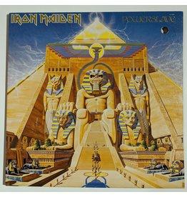 USED: Iron Maiden: Powerslave LP