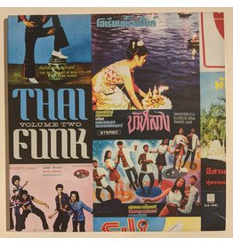 Light in the Attic USED: Various: Thai Funk Volume 2 LP