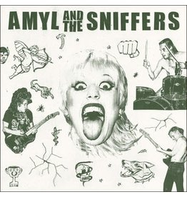 ATO Amyl and the Sniffers: s/t LP