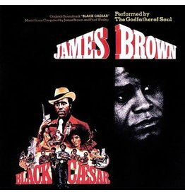 Polydor Brown, James: Black Caesar LP