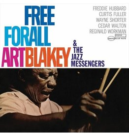 Blue Note Blakey, Art and the Jazz Messengers: Free for All LP