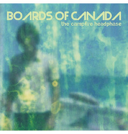 Warp Boards Of Canada: Campfire Headphase LP