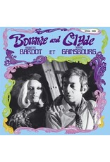 Universal Gainsbourg, Serge & Brigette Bardot: Bonnie and Clyde LP