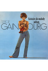 Gainsbourg, Serge: Historie de Melody Nelson LP