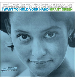 Blue Note Green, Grant: I Want to Hold Your Hand LP