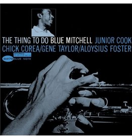 Blue Note Mitchell, Blue: The Thing To Do  LP