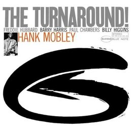 Blue Note Mobley, Hank: The Turnaround LP