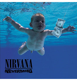 Geffen Nirvana: Nevermind LP