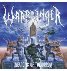 Napalm Warbringer: Weapons of Tomorrow LP