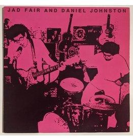 USED: Daniel Johnston& Jad Fair: Jad Fair & Daniel Johnston LP