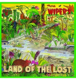 Jackpot Wipers: Land of the Lost LP