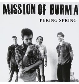 Taang Mission of Burma: Peking Spring LP
