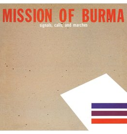 Matador Mission of Burma: Signals, Calls & Marches LP