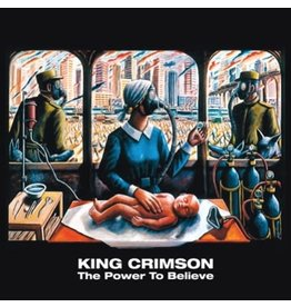 Panegyric King Crimson: The Power To Believe LP