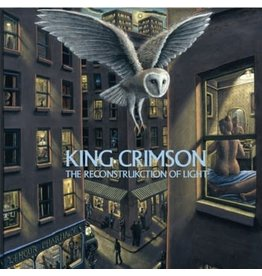 Panegyric King Crimson: The ReconstruKction of Light LP