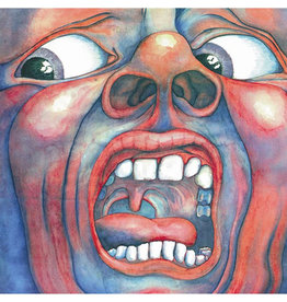 Panegyric King Crimson: In the Court Of the Crimson King (2LP/200g/50th anniversary edition) LP
