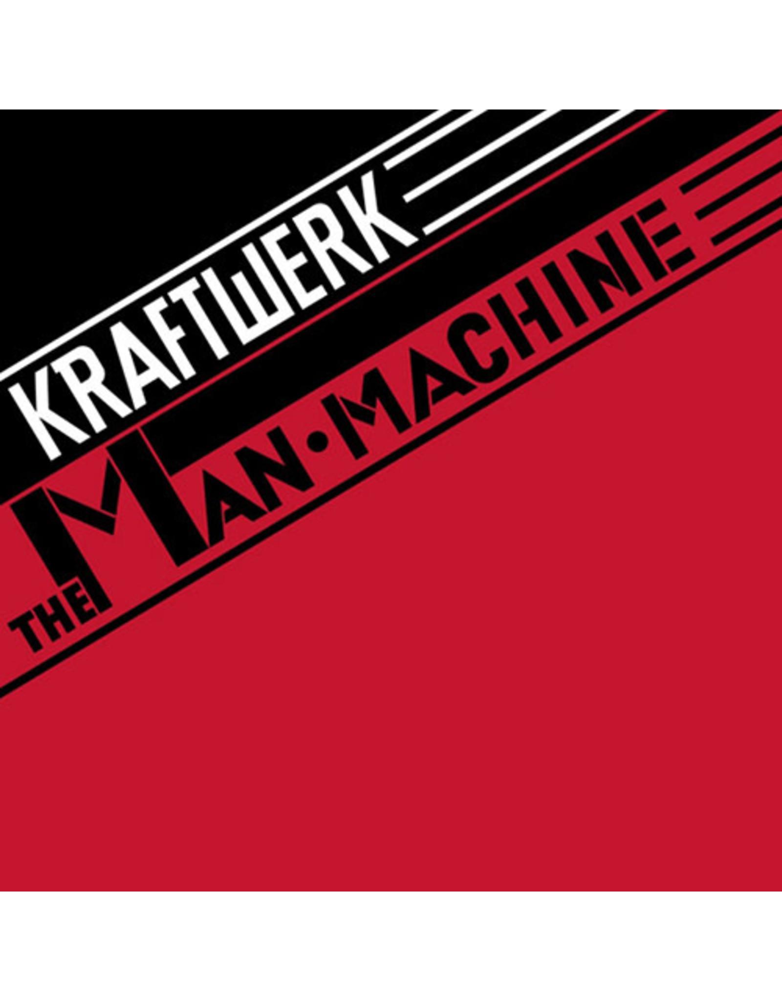 Parlophone Kraftwerk: The Man Machine LP