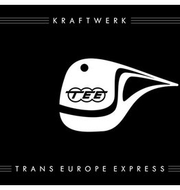 Parlophone Kraftwerk: Trans Europe Express LP
